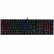 Teclado Mecânico Gamer Redragon Mitra, RGB, Switch Outemu Brown, PT - K551RGB-1 (PT-BROWN)