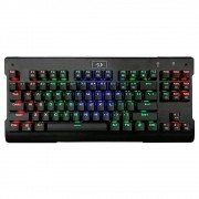 Teclado Mecânico Gamer Redragon Visnu, RGB, Switch Outemu Blue - K561RGB PT