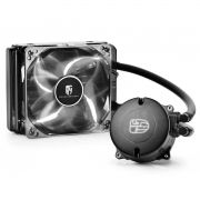 Water Cooler Gamer Storm Maelstrom DeepCool 120T, LED White 120mm, Intel-AMD, DP-GS-H12RL-MS120TWFAM4