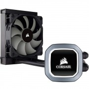 Water Cooler Corsair H60 Hydro Series, 120mm, com LED Branco - CW-9060036-WW