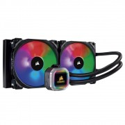 Water Cooler Corsair Hydro H115i RGB Platinum - CW-9060038-WW