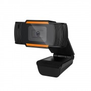 Webcam Brazil Pc V5, Hd 720p, Com Microfone
