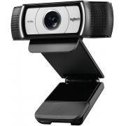 Webcam C930E Logitech HD 1080P Com Microfone - 960-000971