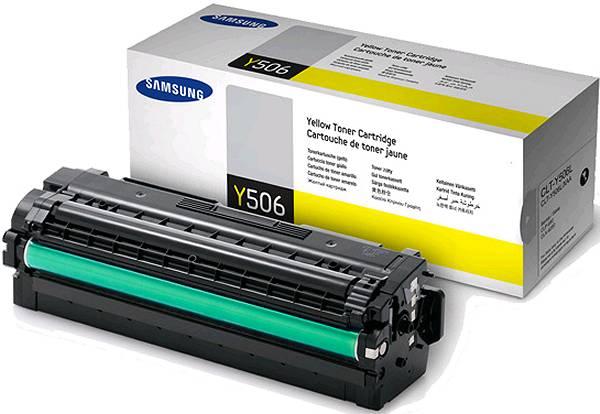Toner Samsung Clt-Y506L Amarelo