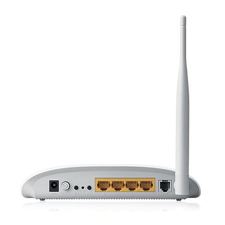 Modem Adsl2+ Roteador Tplink W8951Nd 150Mbps