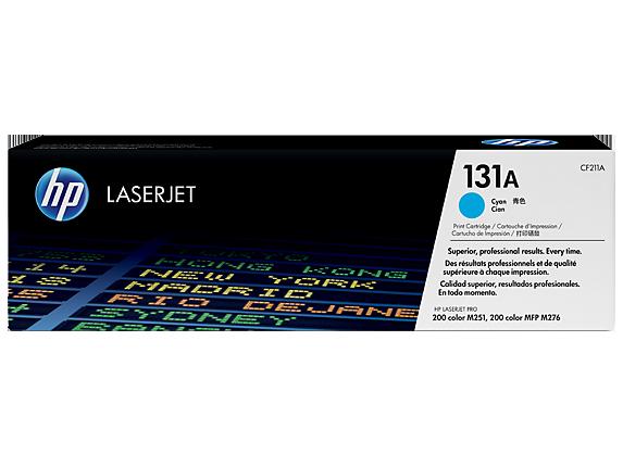 Toner Hp131A CF211A Azul