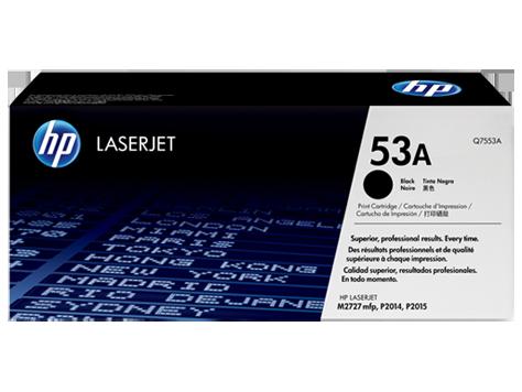 Toner HP 53A Preto - Q7553AB