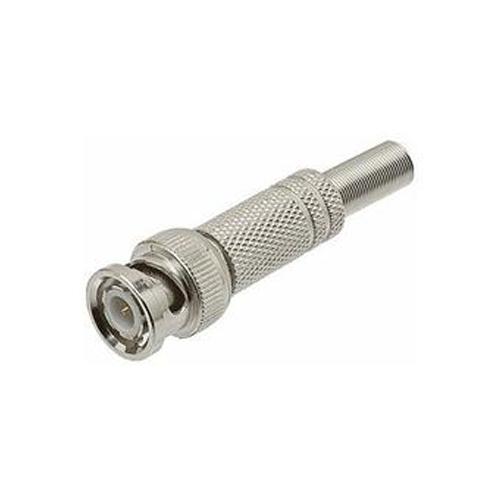 Conector Adapt Bnc C/Mola Cobreado