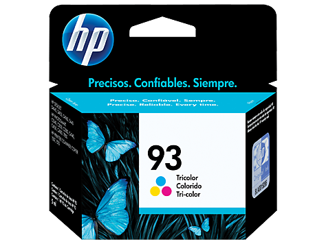 Cartucho HP 93 color 7ml (C9361WB) HP