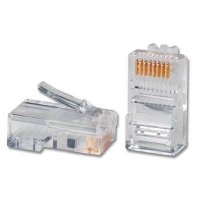 Conector Rj45 Macho para Cat5E Furukawa