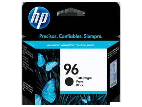 Cartucho HP 96 Preto Original (C8767WB) Para HP