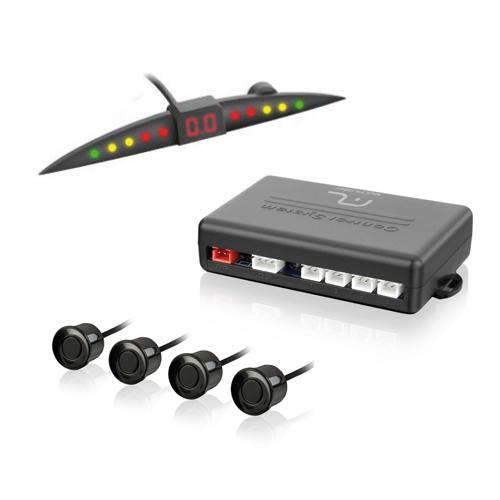 Sensor De Estacionamento 4 Pontos Led Au004 Multilaser