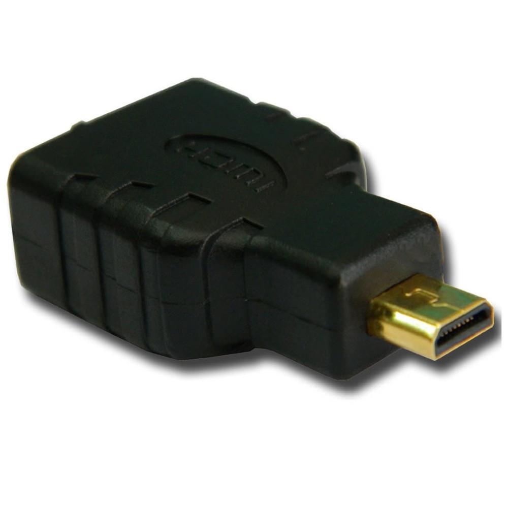 Adaptador MD9 HDMI F x Micro HDMI M - 6634