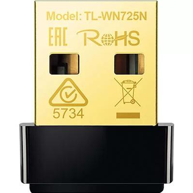 Adaptador Wireless USB 150 Nano TL-WN725N - TP Link