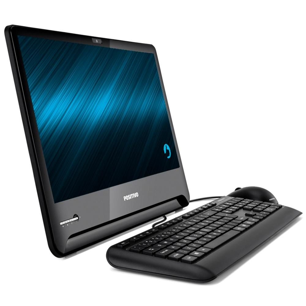 "All in One Positivo Master A2100, Intel Core i5-7200U, 8GB, 500GB, 18.5"", FreeDOS - 1701310"