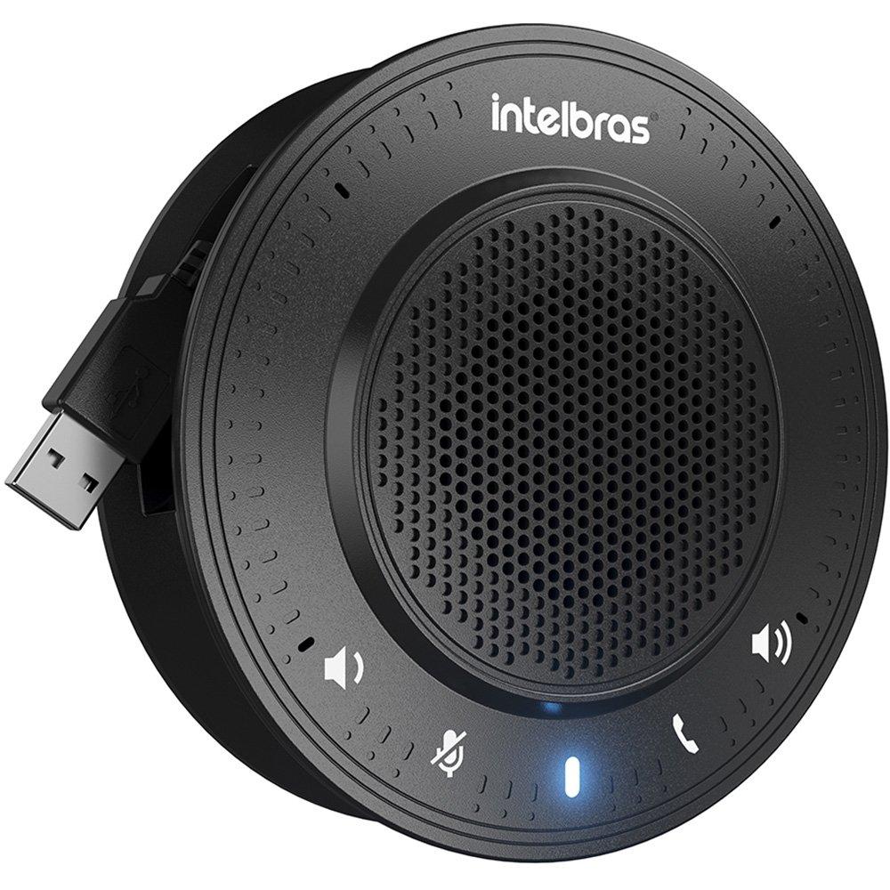 Áudio conferência Intelbras , USB, CAP 100 - 4290100