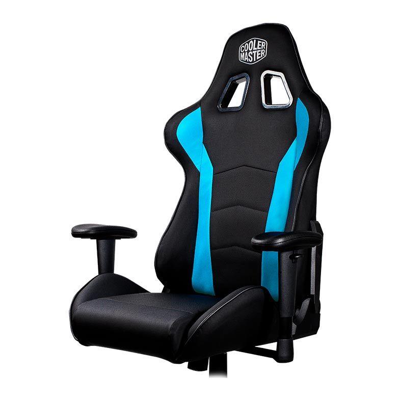 Cadeira Gamer Cooler Master Caliber R1 Azul - CMI-GCR1-2019B