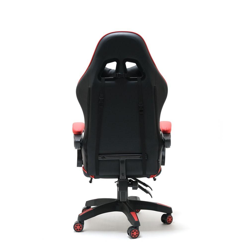 Cadeira Gamer PCTOP Vermelha - PC6022