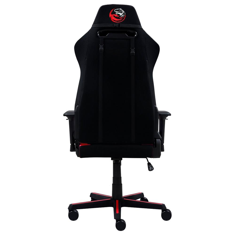 Cadeira Gamer PCYes Mad Racer V8 Turbo, Red - V8TBMADVM