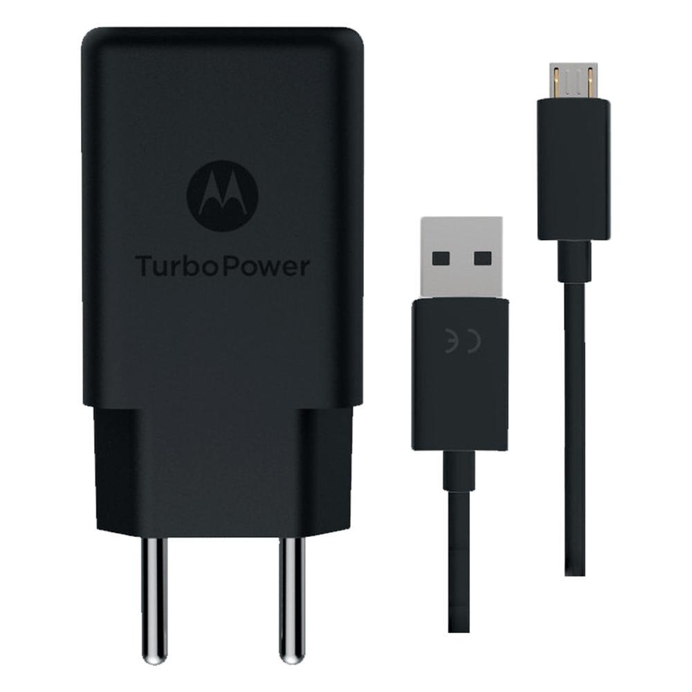 Carregador de Parede Motorola, Turbo Power, 15W, USB - SJ5976AM1