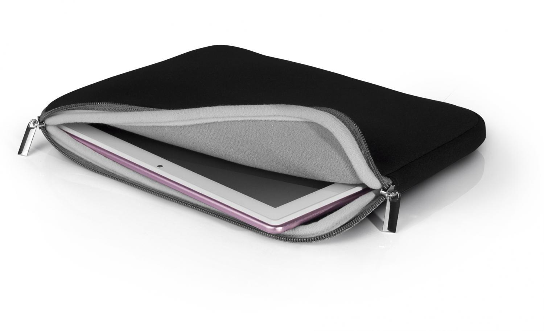 Case Notebook Multilaser Neoprene, 15.6, Preto Cinza - BO400