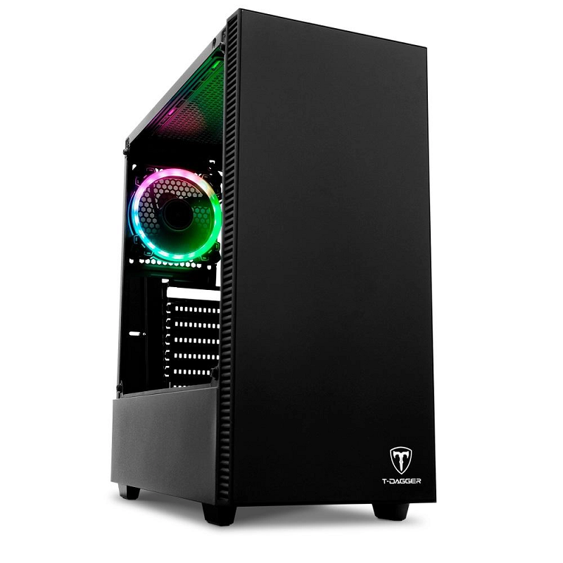 Computador Gamer, Intel 10º geração Core i5-10400F, Placa de Vídeo GTX-1050TI 4GB, 8GB DDR4, HD 1TB