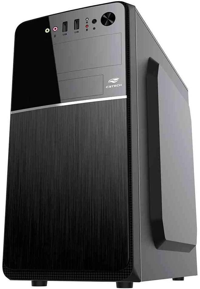 Computador, Ryzen 5 2400G 3.6Ghz, Video Vega 11, 8GB DDR4, SSD 256GB