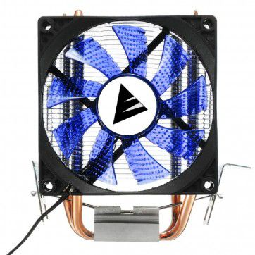 Cooler Gamer Universal BlueCase, Intel, AMD, 95W, LED Azul - BCG-05UCB