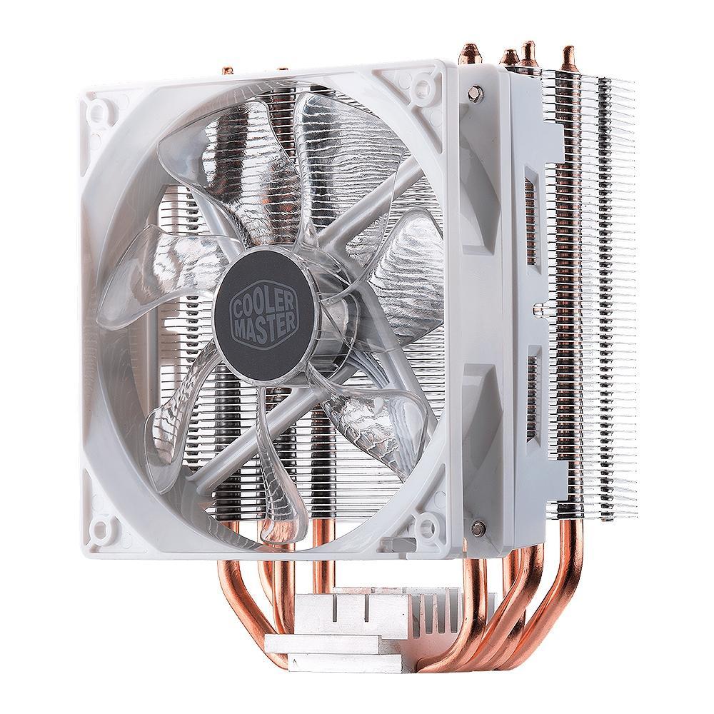 Cooler para Processador Cooler Master Hyper 212 LED White Edition, LED, AMD/Intel - RR-212L-16PW-R1