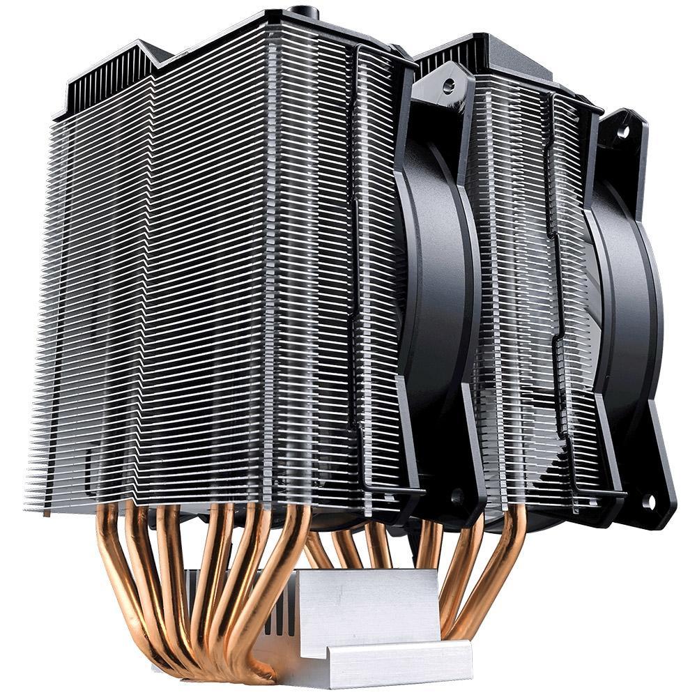 Cooler para Processador Cooler Master MasterAir MA620P, RGB, AMD/Intel - MAP-D6PN-218PC-R1