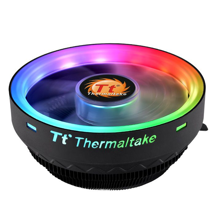 Cooler para Processador Thermaltake UX100 ARGB Lighting, 120mm, Intel-AMD - CL-P064-AL12SW-A