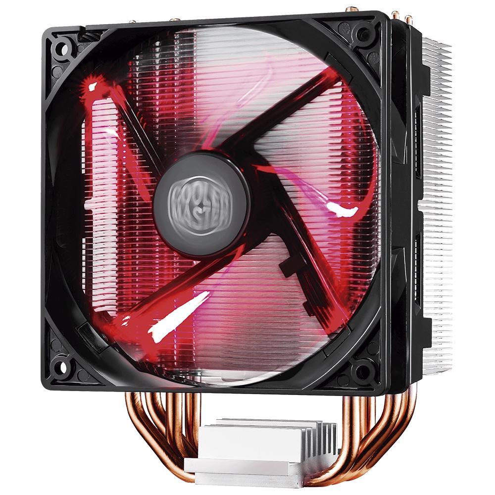 Cooler Processador Cooler Master Hyper 212 LED, AMD/Intel - RR-212L-16PR-R1