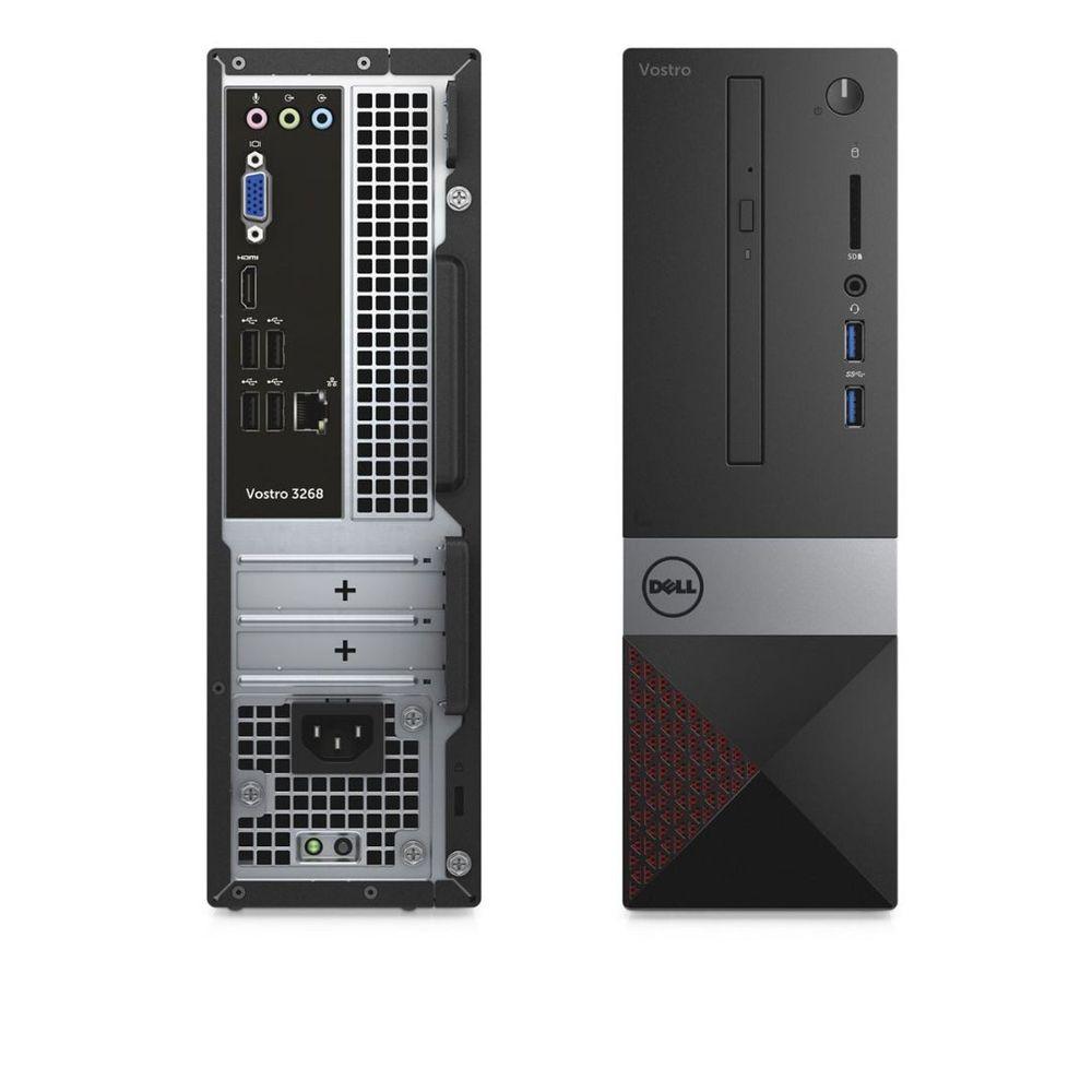Dell Vostro Small Desktop com Processador de  9º geração do Intel Core I3-9100