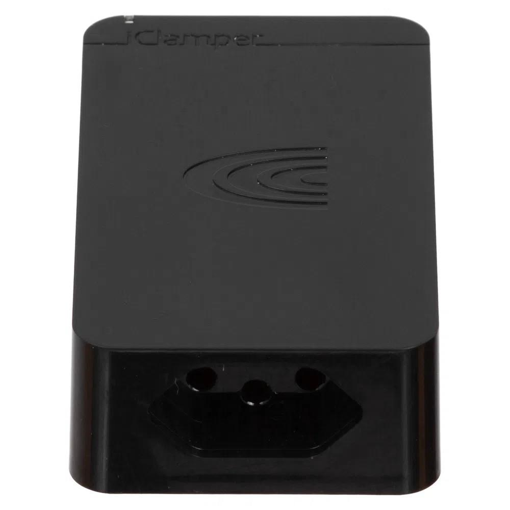 Filtro de Energia + DPS iCLAMPER Energia 3 Preto