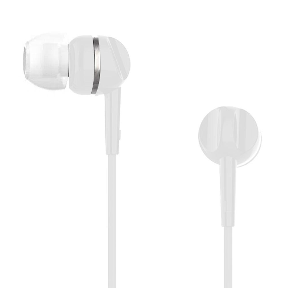 Fone De Ouvido Motorola PACE 105, Anti Ruido Microfone, Branco