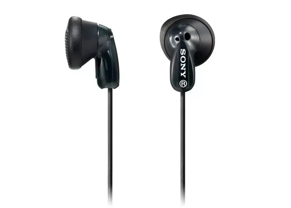 Fones de ouvido Sony Intra-auricular MDR-E9LP Preto