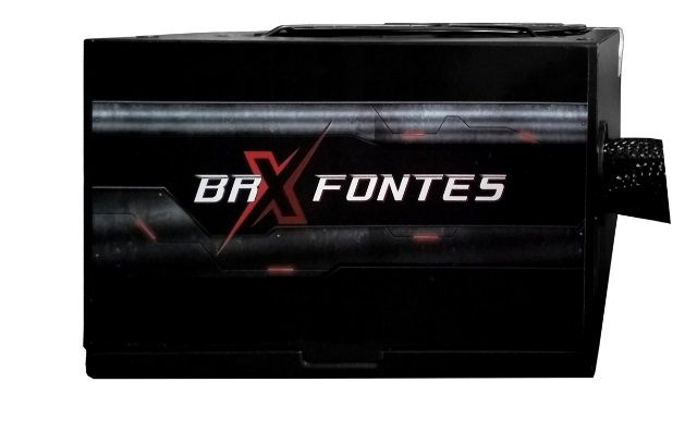 Fonte BRX One Real 550W - B-550W-RED