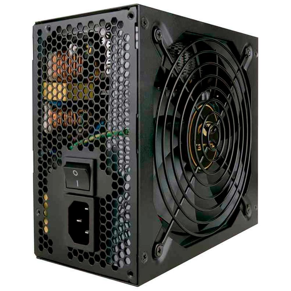 Fonte C3Tech PS-G500B, 500W, 80 Plus Bronze - PS-G500B