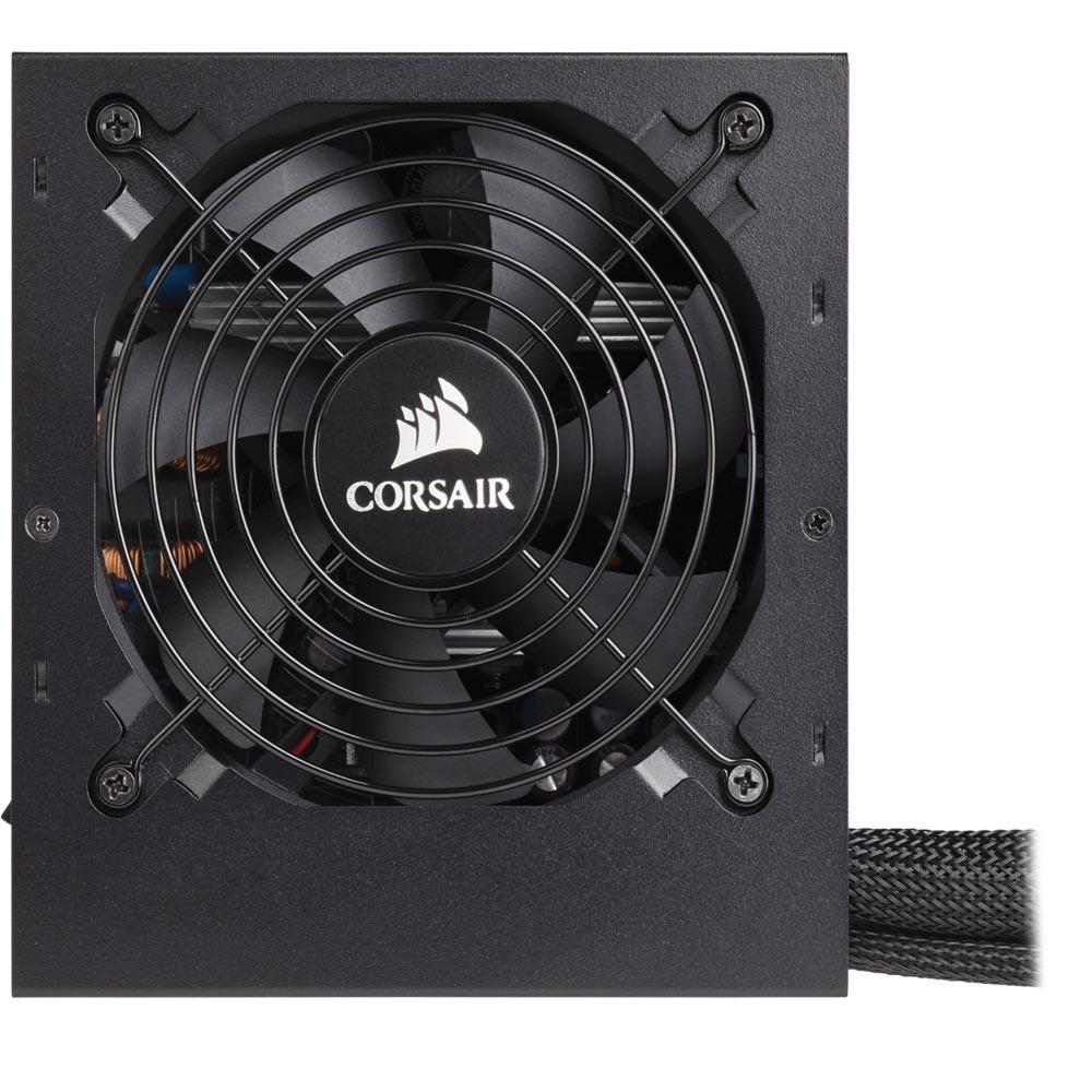 Fonte Corsair CX750 750W, 80 Plus Bronze, PFC Ativo, CP-9020123-BR