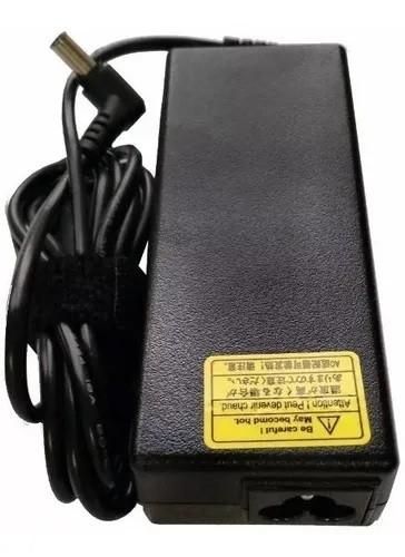 Fonte para Notebook Sony, 19.5v, 4.7a, 90w, Plug 6.5 x 4.4 mm - PCGA-AC19V1