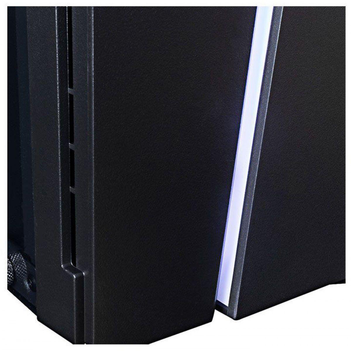 Gabinete Gamer T-Dagger Jax RGB, Mid Tower, Sem Fan, Sem Fonte, Lateral Acrílico, Preto - T-TGC280