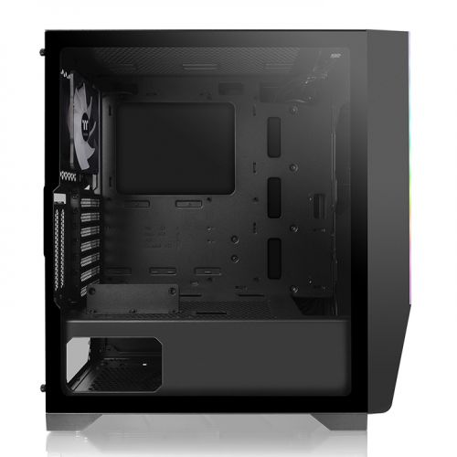 Gabinete Gamer Thermaltake H550 TG ARGB Mid-Tower - CA-1P4-00M1WN-00
