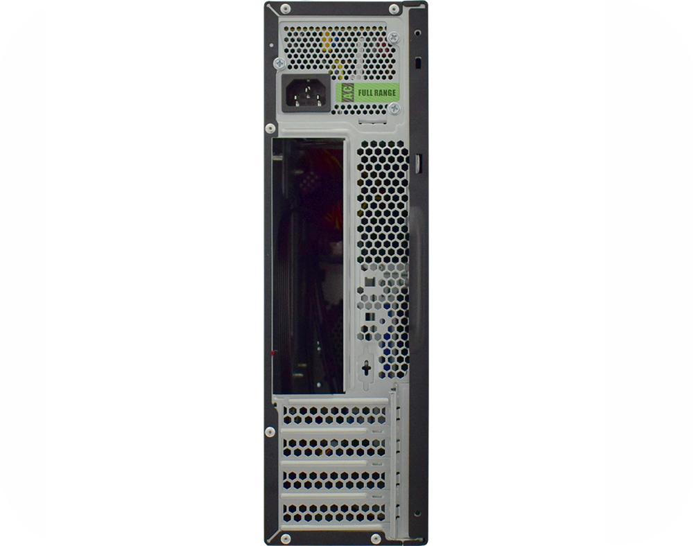 Gabinete K-Mex GM-07S4, Slim, USB 3.0, com Fonte PS-200