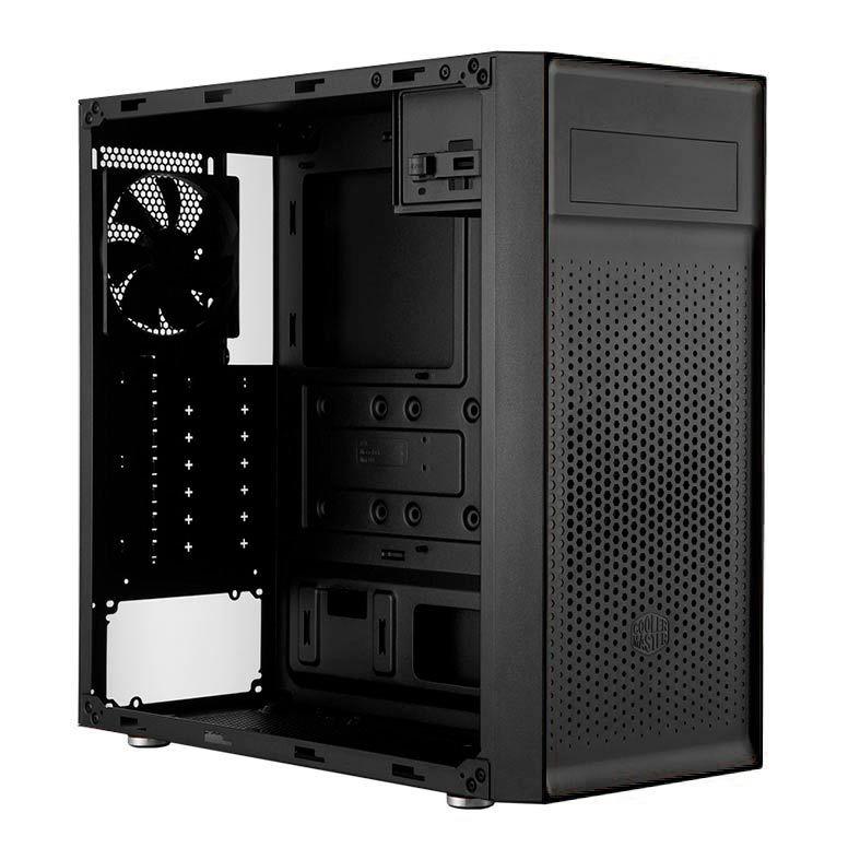 Gabinete Masterbox E501L MID Tower - MCB-E501L-KN5N-S02