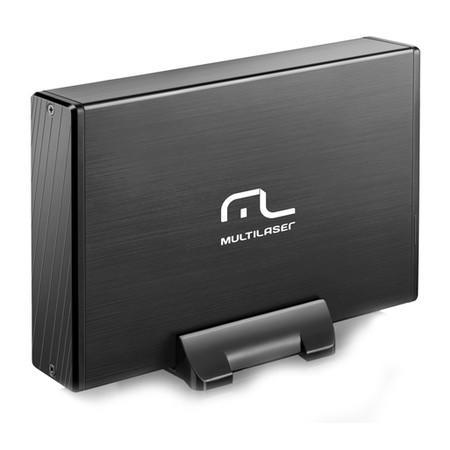 "Gaveta Multilaser para HD 3.5"" com Cooler - GA119"