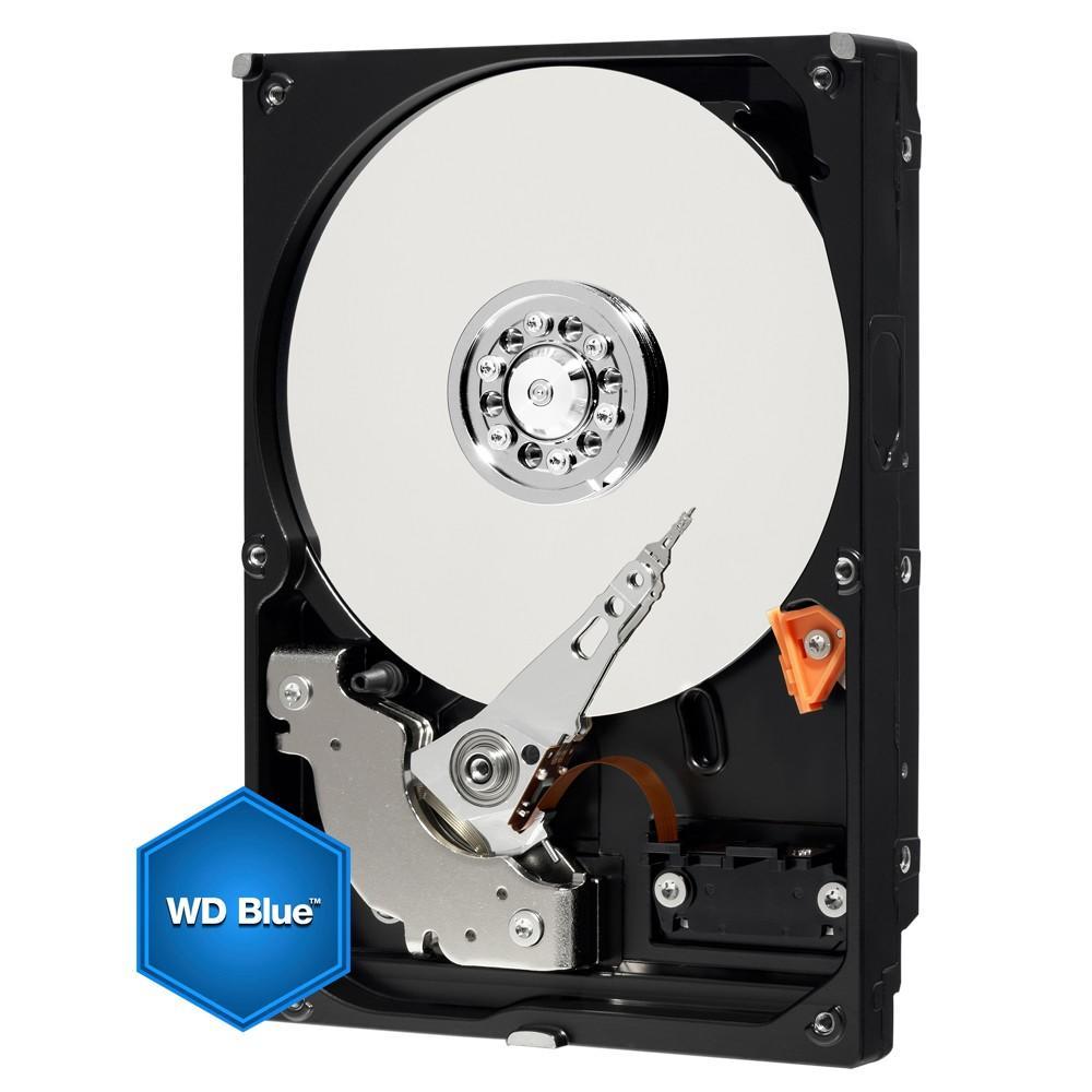 """Hd Western Digital Blue SataIII 1TB, 7200 Rpm 64MB 3.5"""", SATA - WD10EZEX"""