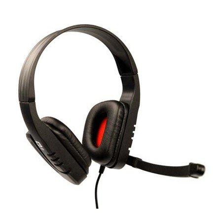 Headset C3 Tech Gamer MI-2558, Drivers 40mm, Preto - MI-2558RB