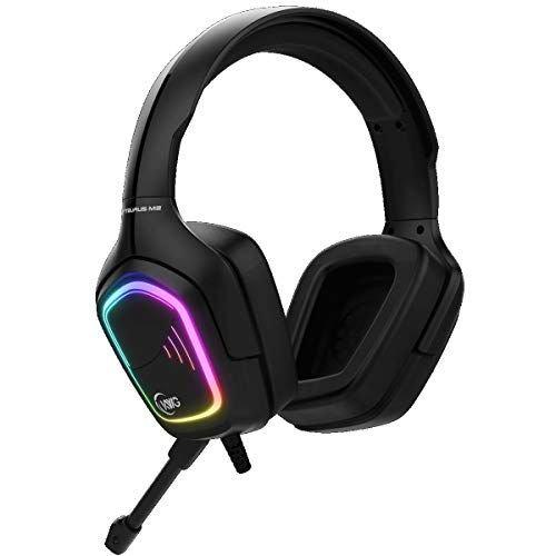 Headset Gamer KWG, Taurus M2, RGB, Black