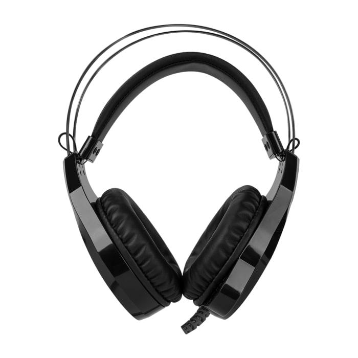 Headset Gamer Marvo HG8901, Com Fio, Black, RGB