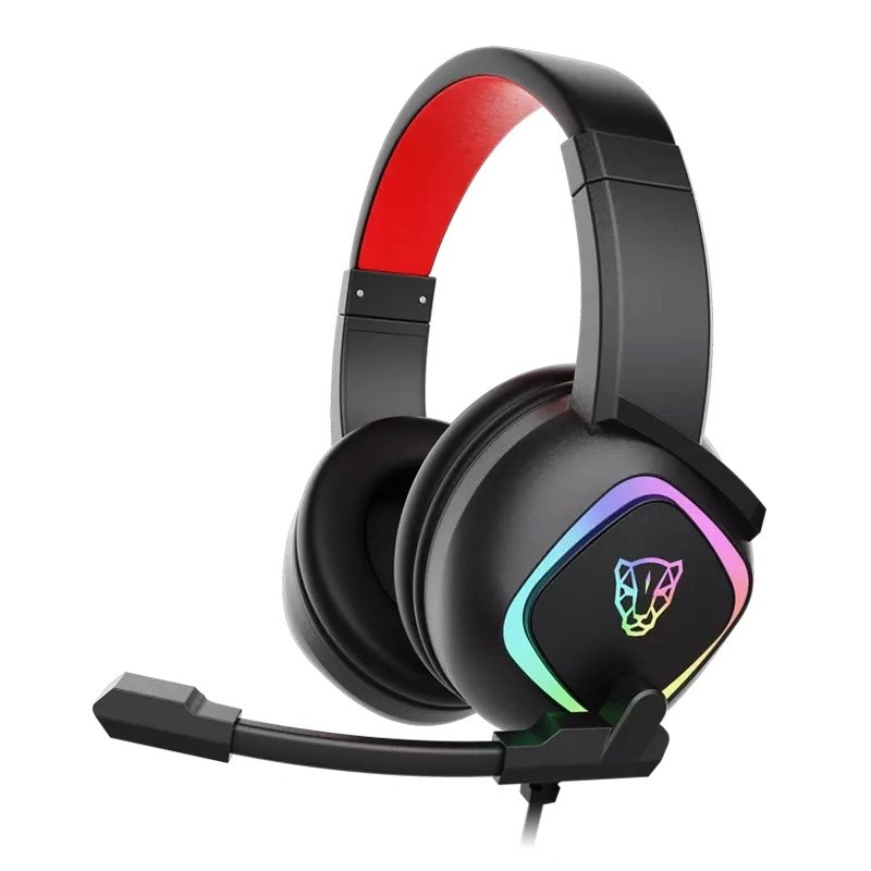 Headset Gamer Motospeed G750 Preto, RGB, 7.1 Virtual, USB, Drivers 40mm - FMSHS0069PTO